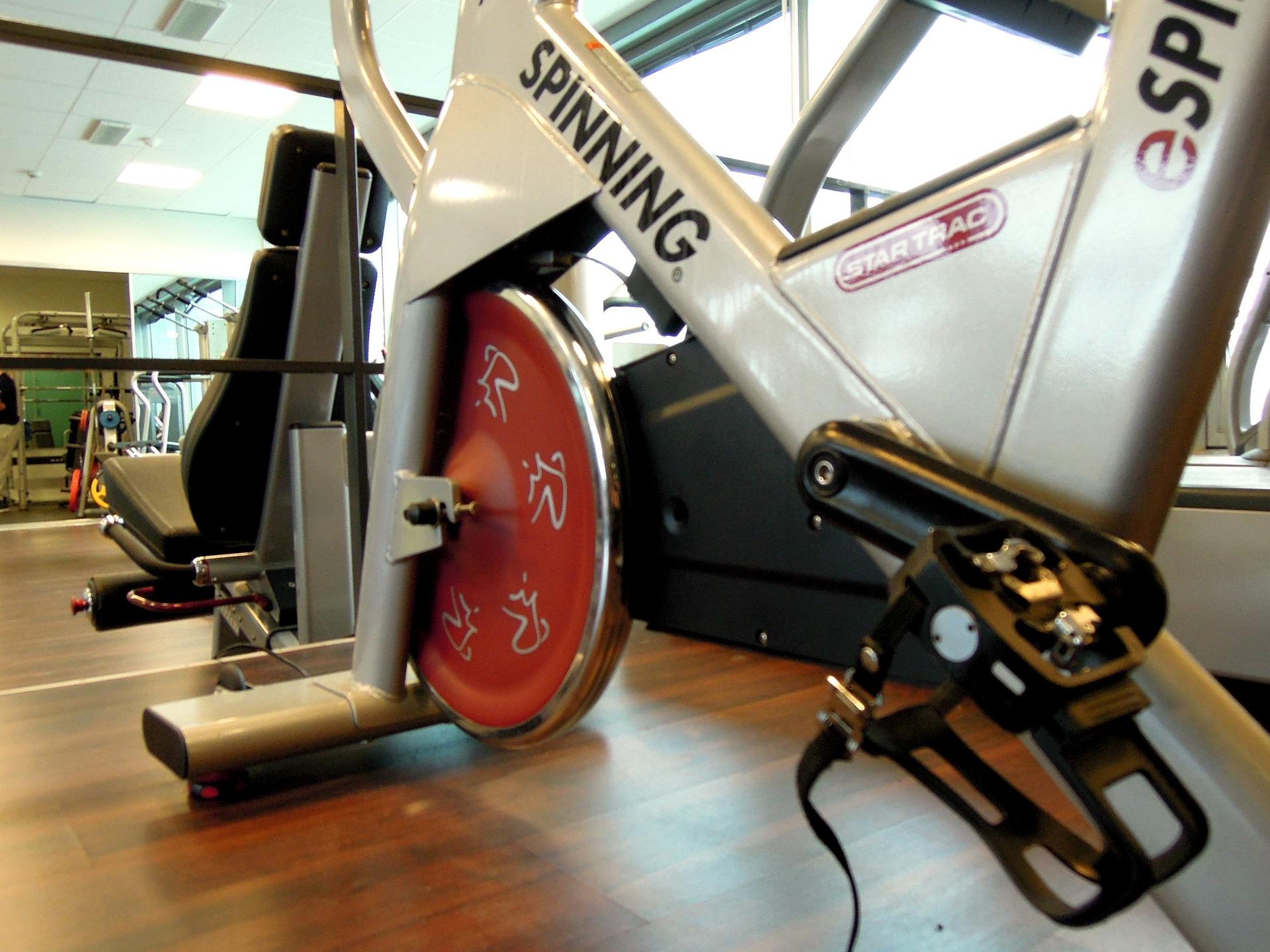 NEW!!!  STUDIO CYCLING CLASSES