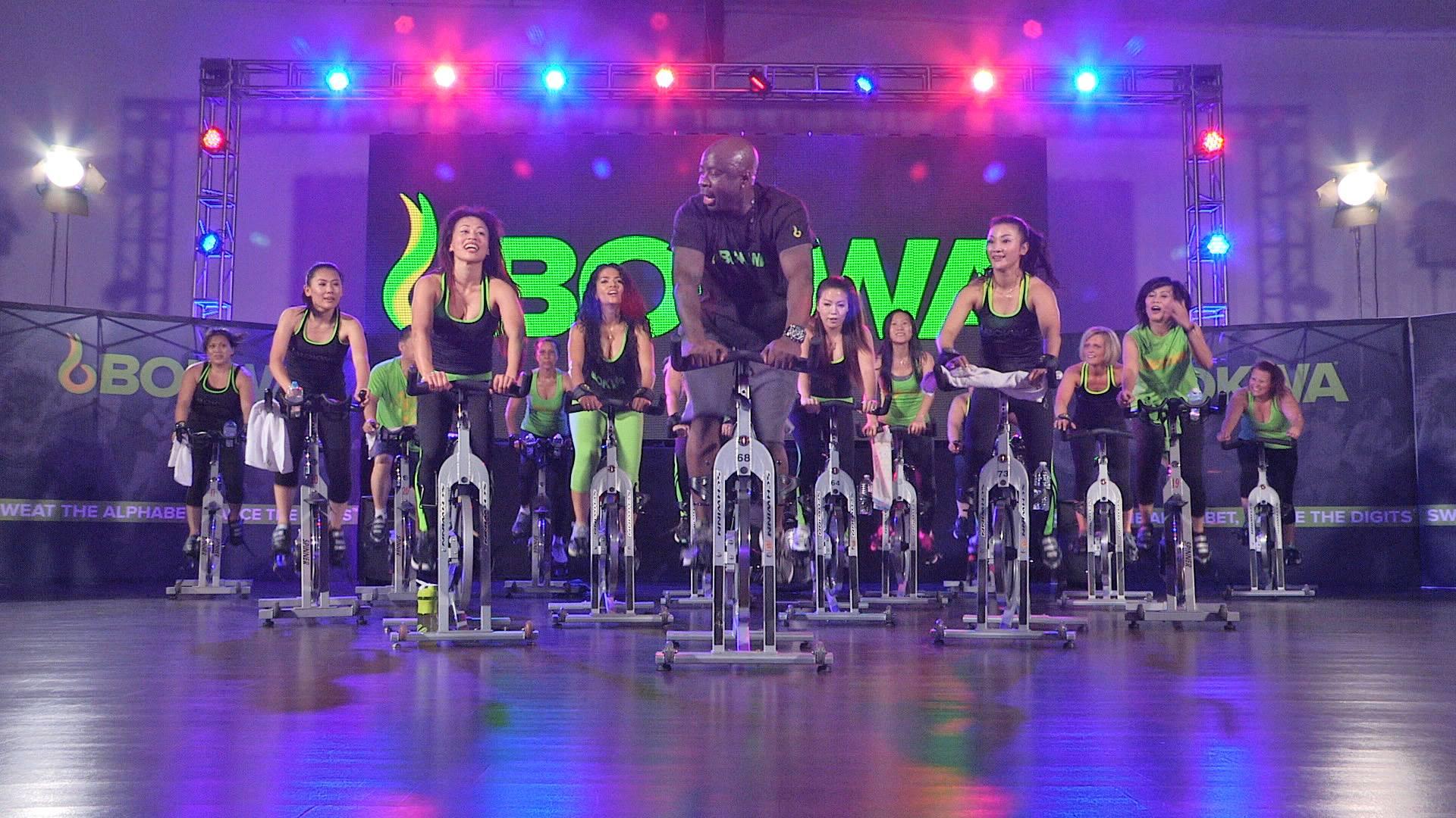 NEW!!!  BOKWA SAFARI CYCLING CLASSES